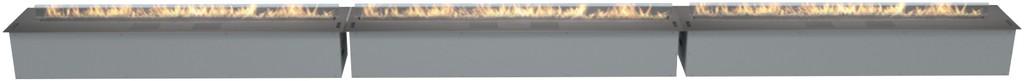 Возможность объединения двух или более модулей для получения линии огня любой длины