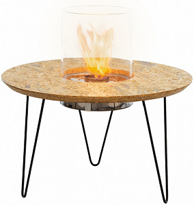 Биокамин Planika Fire Table Round
