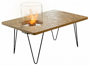 Биокамин Planika Fire Table Mini OSB